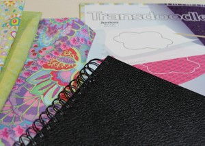 Journal Cover supplies