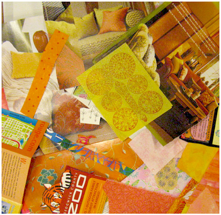 make-scrap-sheet-of-yellow-and-orange-pieces