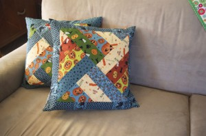 basket weave pillow 1
