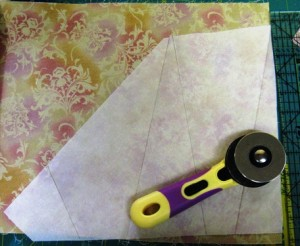 Fan Scissor Wrap #3