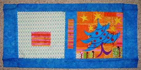 Free Christmas Quilt Pattern Part 11 (4)