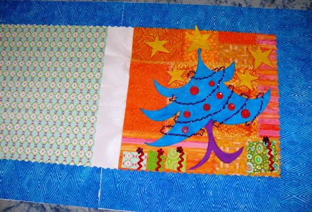 Free Christmas Quilt Pattern Part 9 (3)