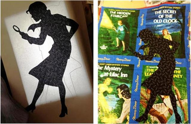 nancy drew image in silhouette - image08&09-640x418