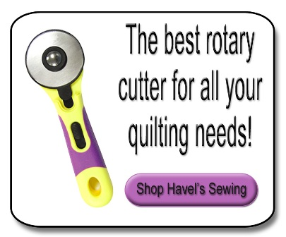 Rotary cutter call to action