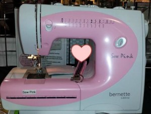 bernette sewing machine