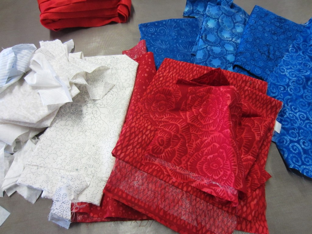 Fabric to be used for summer DIY craft projects