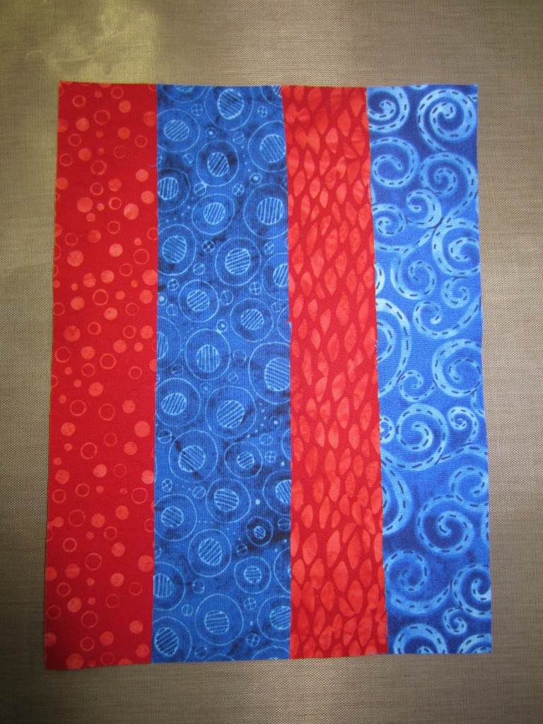 Longer strips for summer DIY craft projects