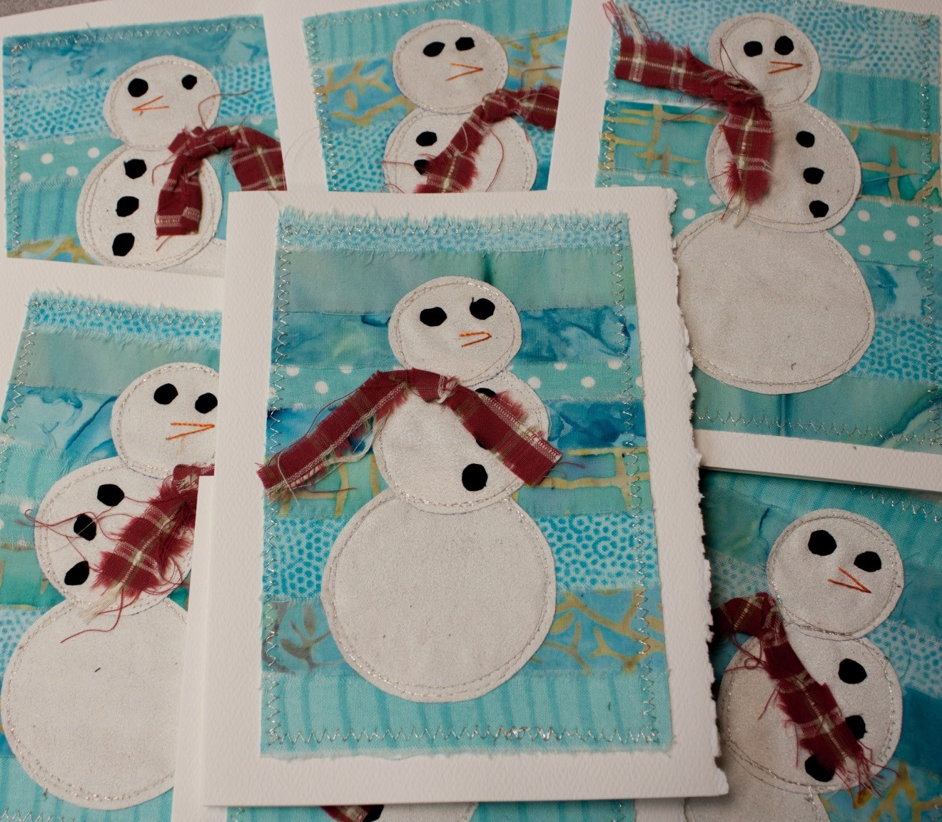 Holiday Cards Liz Kettle 1